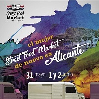 Feria de FoodTrucks en Alicante